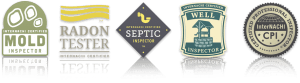 mold radon septic well internachi cpi